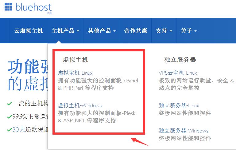 Bluehost虚拟主机优惠码如何使用