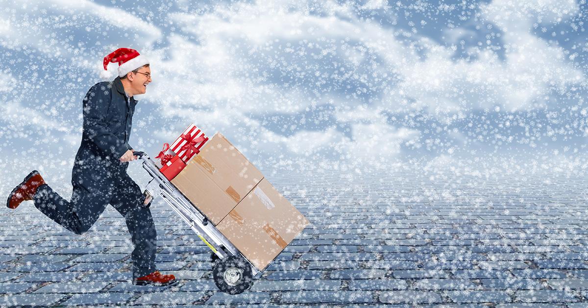 适合小企业的5大专业节假日物流技巧!