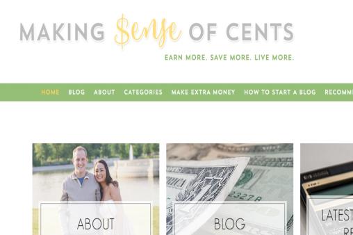 看bluehost客户是如何将理财热情转变为博客事业的?