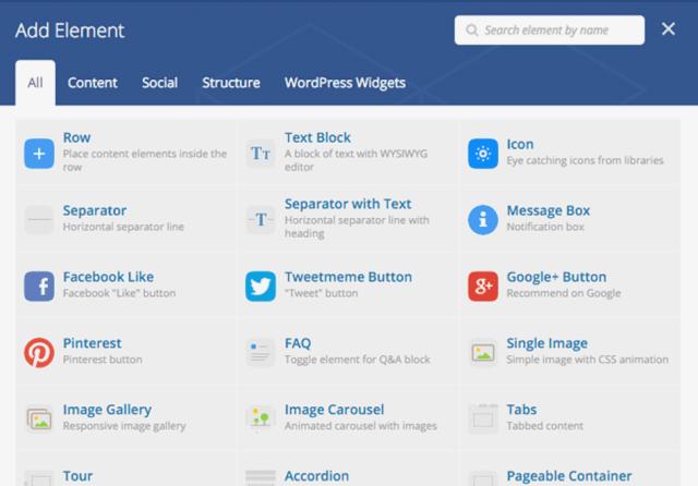 可视化页面搭建插件