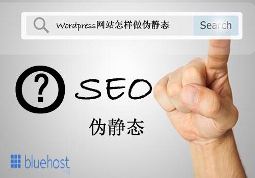 WordPress网站怎样做伪静态