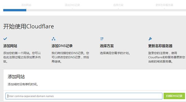 bluehost主机如何启用CloudFlare加速