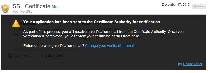 SSL安全证书