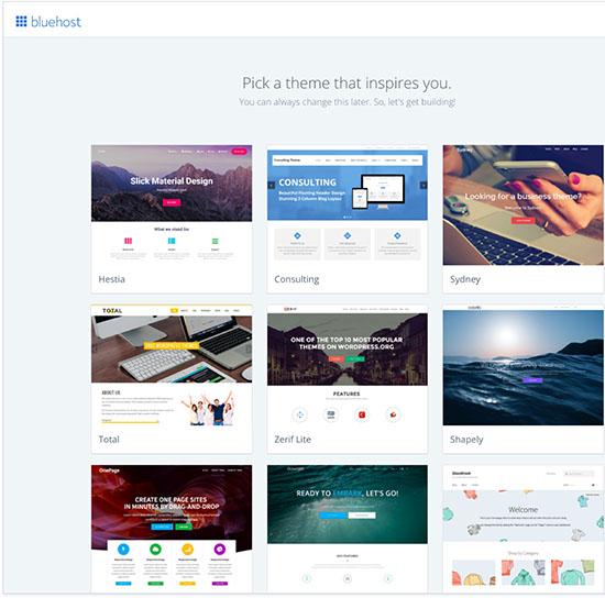 bluehost为用户打造一个全新的世界