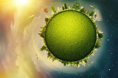 VPS如何成就绿色企业?