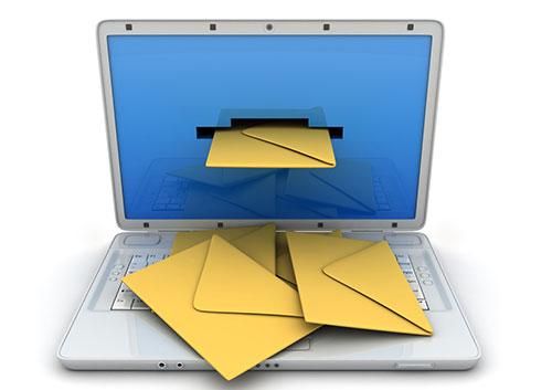 如何建立电子邮件列表