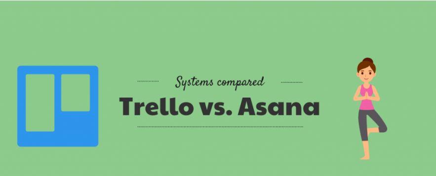 Trello与Asana项目管理软件哪一个好呢