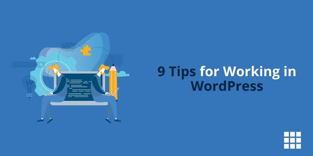 使用WordPress建站9个比较常用的功能