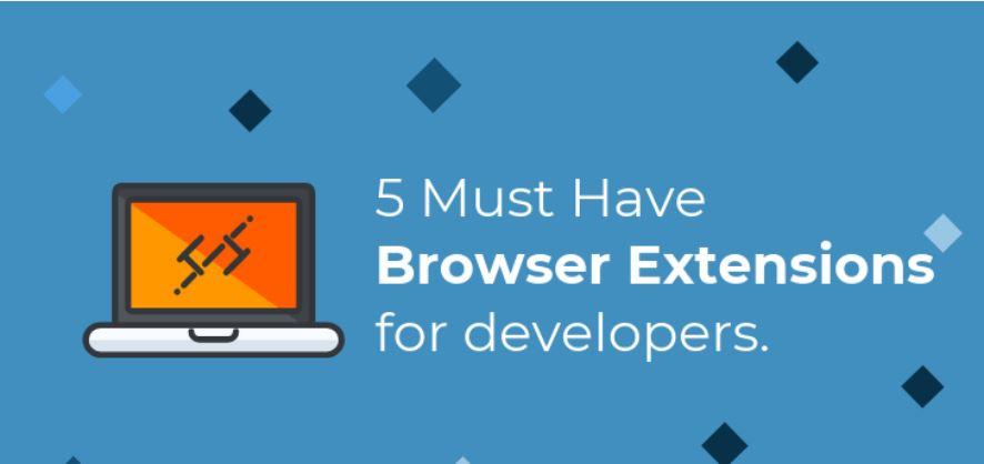 开发者和设计师必备的五大Chrome扩展程序