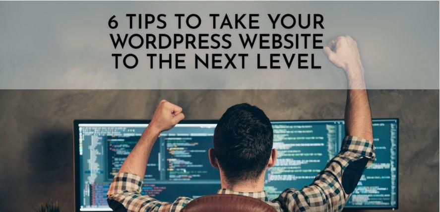 2021年WordPress网站的六个技巧