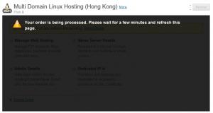 bluehost香港主机购买流程及性能速度测评