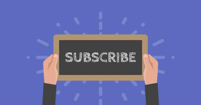 五个案例教你在网站添加有效的电子邮件订阅页!