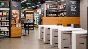 Amazon无人超市问世