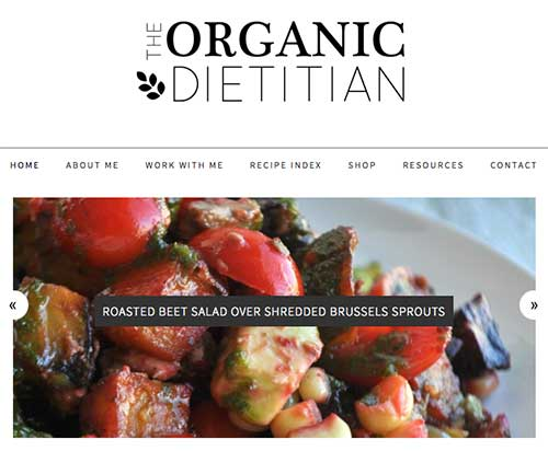 The Organic Dietitian