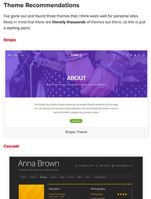 建立个人网站的终极指南