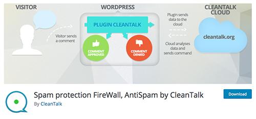 AntiSpam by Cleantalk