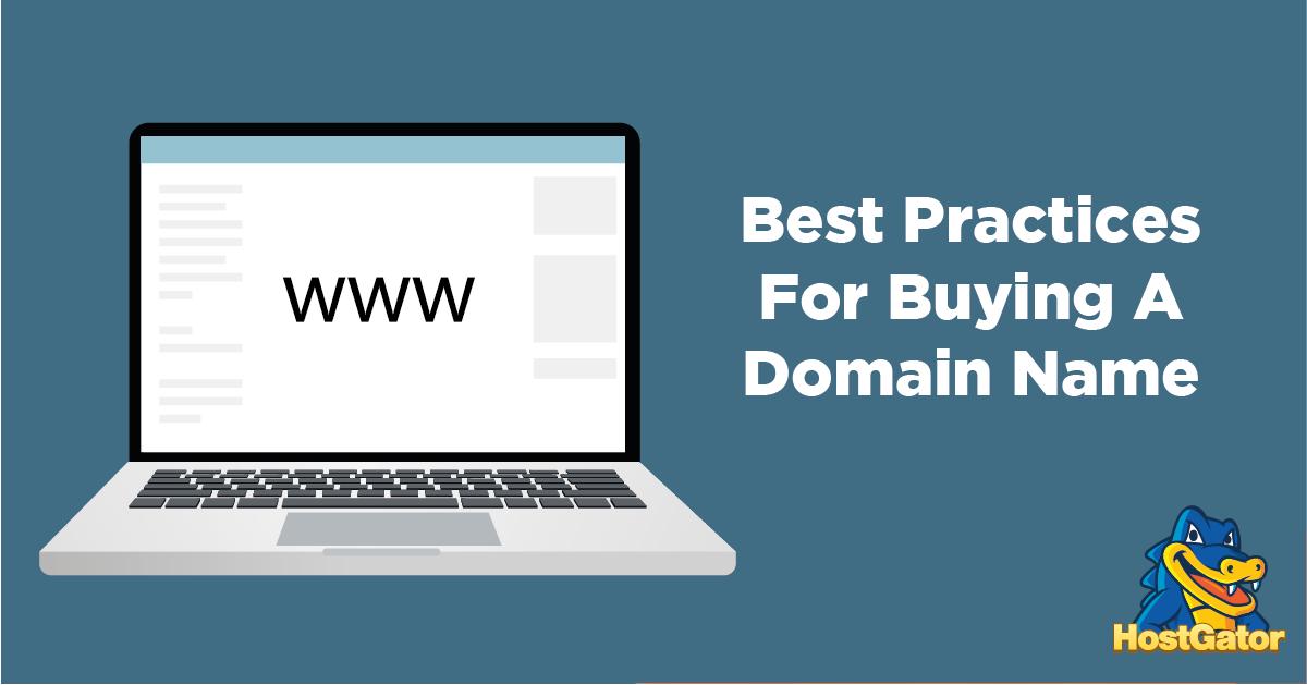 怎样购买一个合适的域名