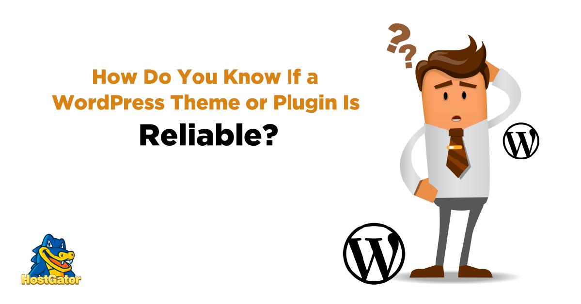 如何判断WordPress插件或主题能够正常工作