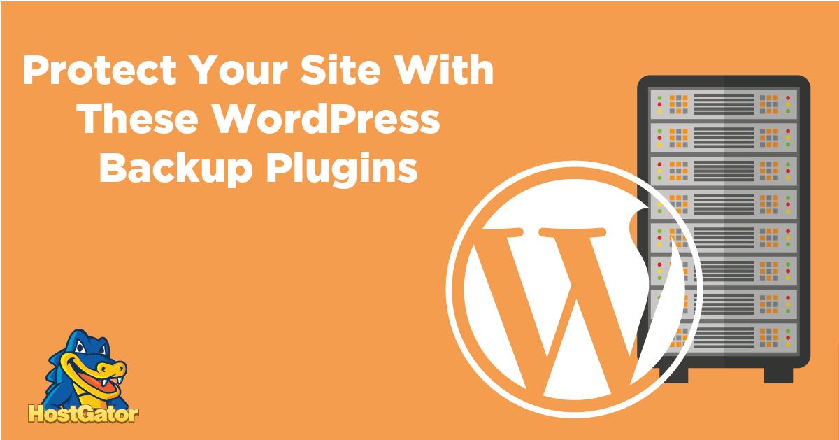 Wordpress中有哪些比较不错的备份插件