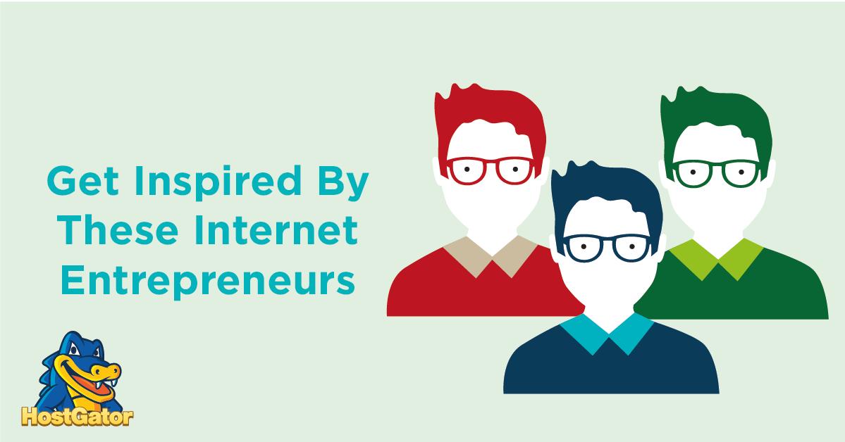 7名依靠互联网成功的企业家