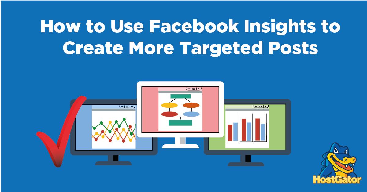 如何使用Facebook Insights来改善您的博客