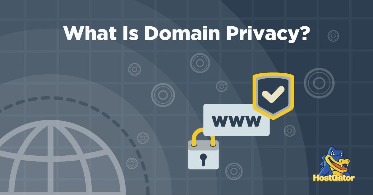 为什么域名隐私保护如此重要