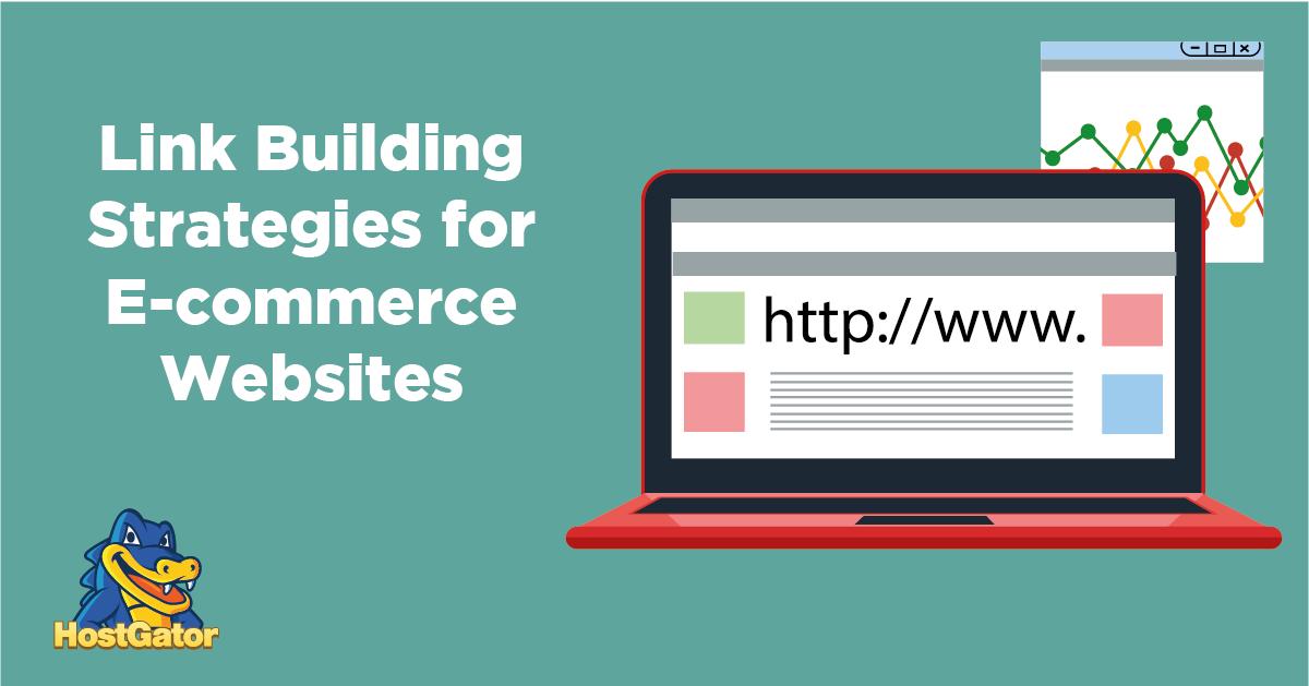 电子商务网站的链接构建策略