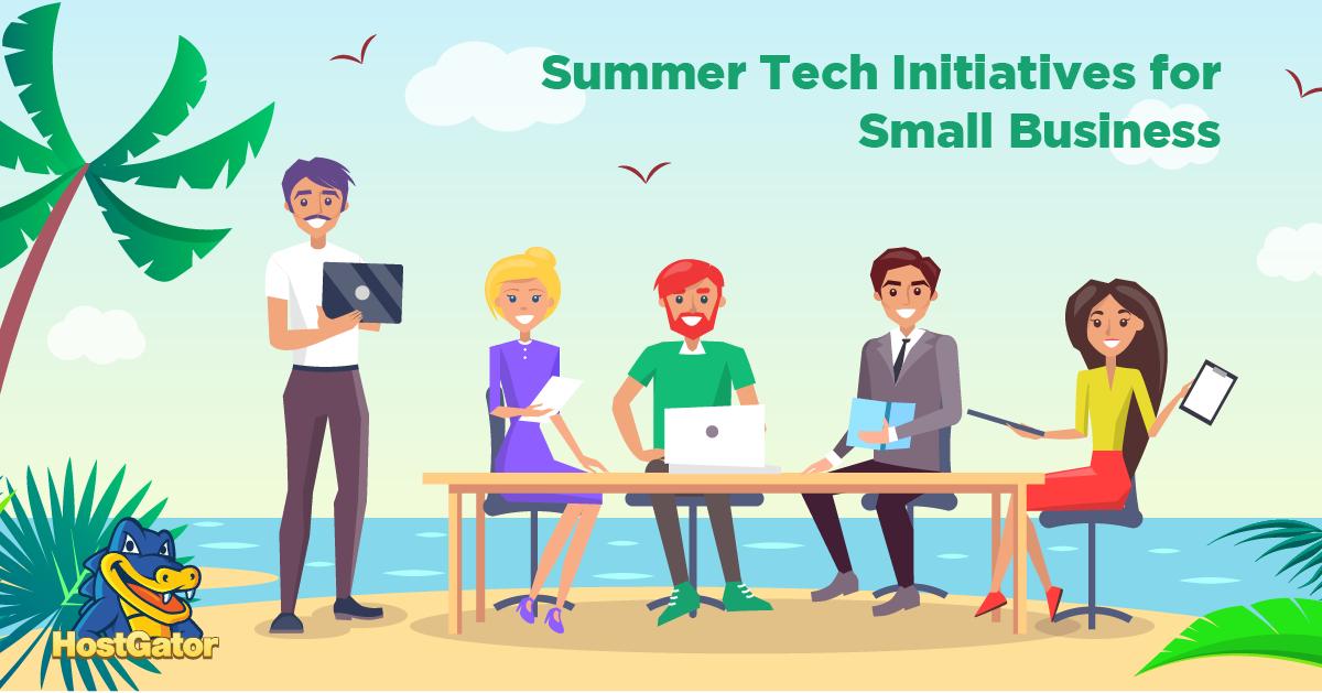 五项小型企业夏季技术项目