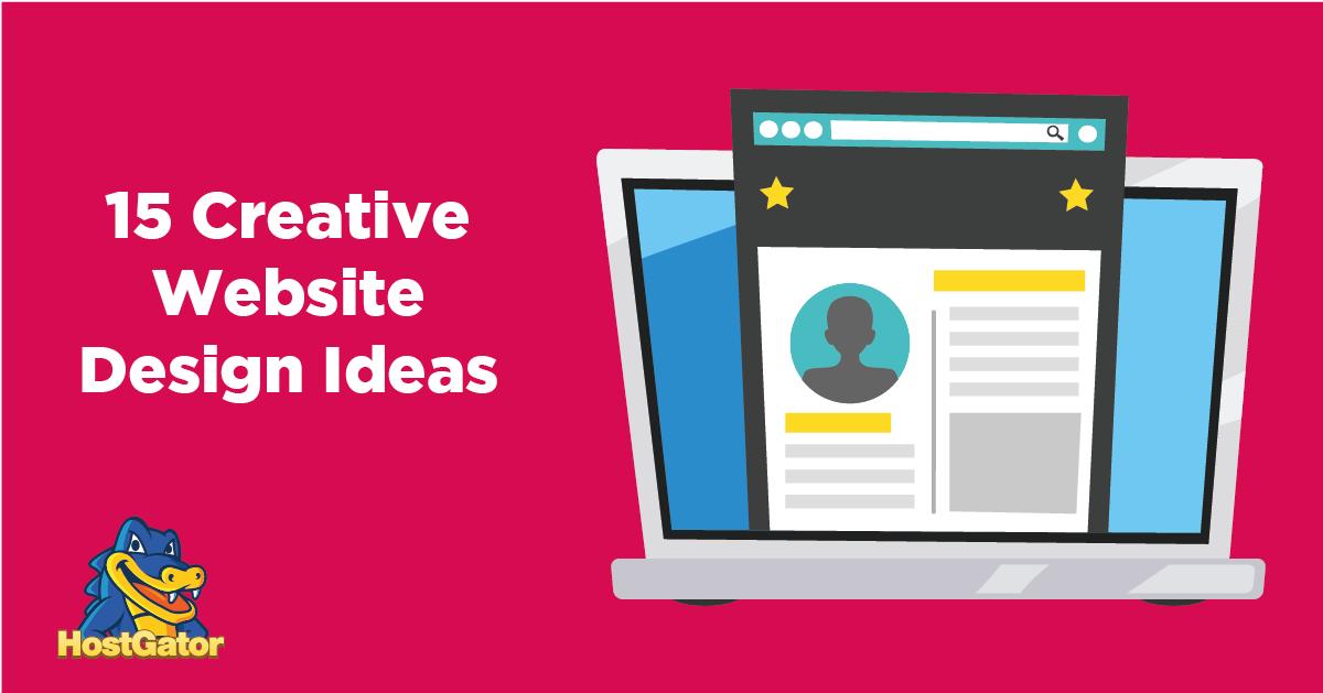 十五个有创意的网站设计理念