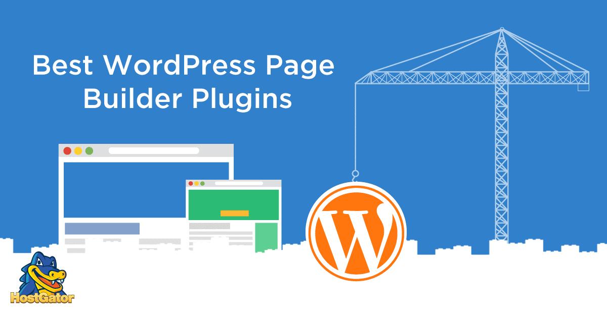WordPress有哪些比较好的页面构建器插件