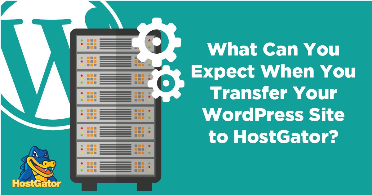 怎样将Wordpress网站迁移到Hostgator