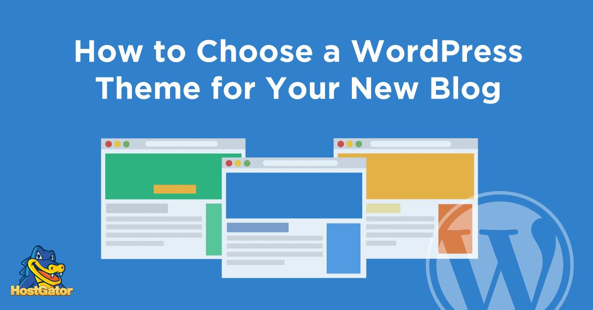 怎样选择一个好的Wordpress主题